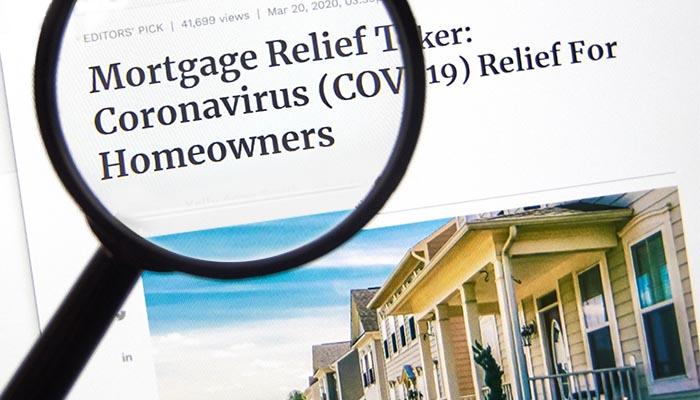 Coronavirus Mortgage Relief